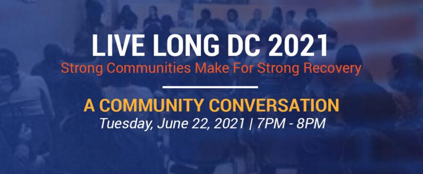 A Community Conversation – June 22